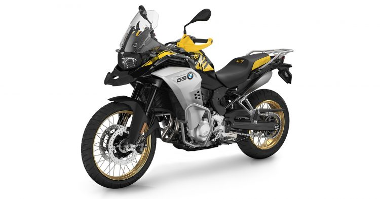 F 850 GS Adventure - 40 Years GS Edition/ BMW / Adventure / Speed Motorcenter