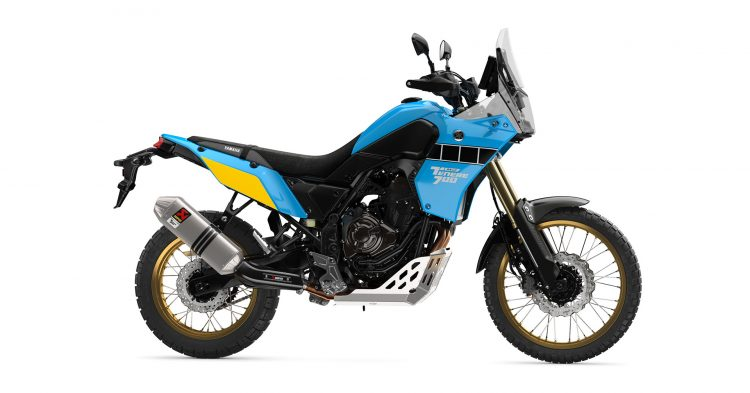 Tènèrè 700 Rally Edition / Yamaha / Adventure / Speed Motorcenter