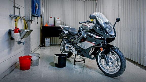 Vask av motorsykkel / Speed Motorcenter