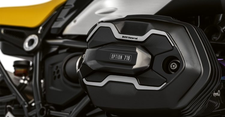 R nineT Urban G/S - Edition 40 Years GS / BMW / Heritage / Speed Motorcenter
