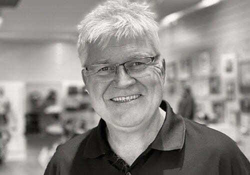 Bilde av ansatt, Lars Frøyland