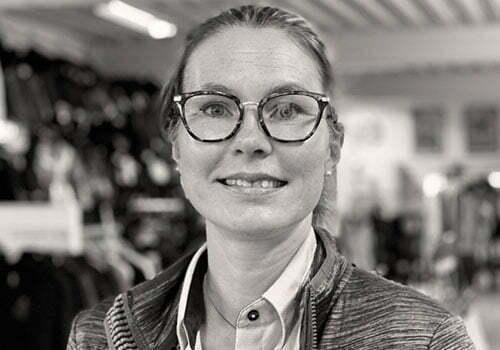 Bilde av ansatt, Maria Sæle