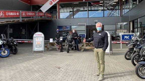 Vi har åpent : Ny og brukt MC / Kjøreutstyr : Speed Motorcenter
