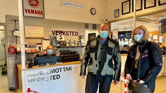 Har du husket å bestille service? : Ny og brukt MC / Kjøreutstyr : Speed Motorcenter i Sandefjord