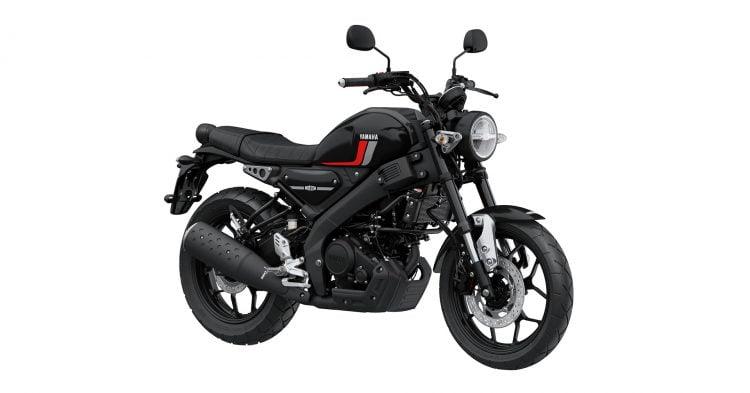 Yamaha XRS125 / Sport Heritage / Speed Motorcenter