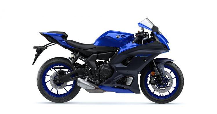 Yamaha YSF-R7 / Supersport / Speed Motorcenter